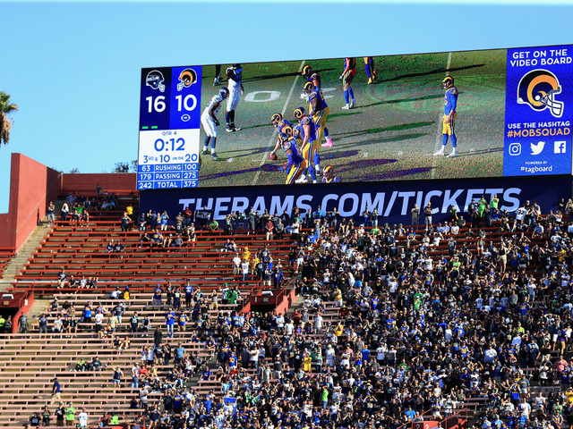 Rams Will No Longer Accept Tickets Printed At Home for 2018 Season