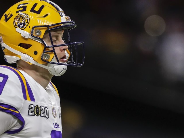 The Bengals take exactly who you'd expect in our writers' mock draft