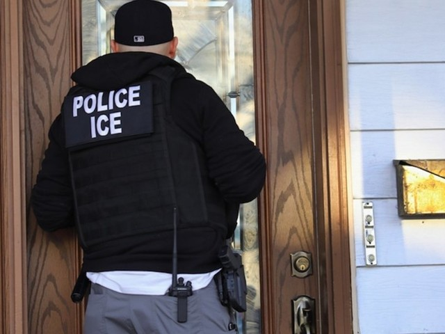 ICE deports HS student for suspected MS-13 activity; now the school board might remove all cops from every school campus in the district