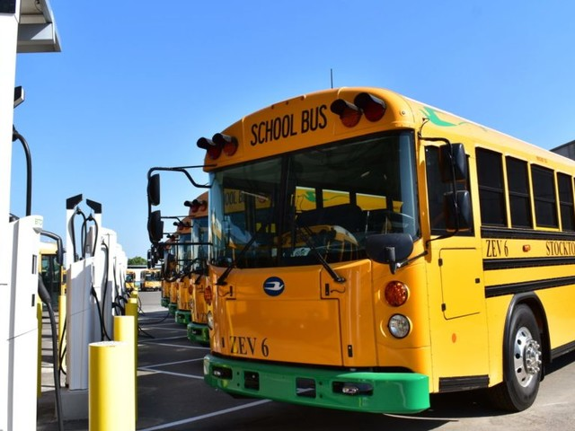 The Mobility House to Save Stockton Unified School District $500K via Smart Charging of New Electric School Bus Fleet