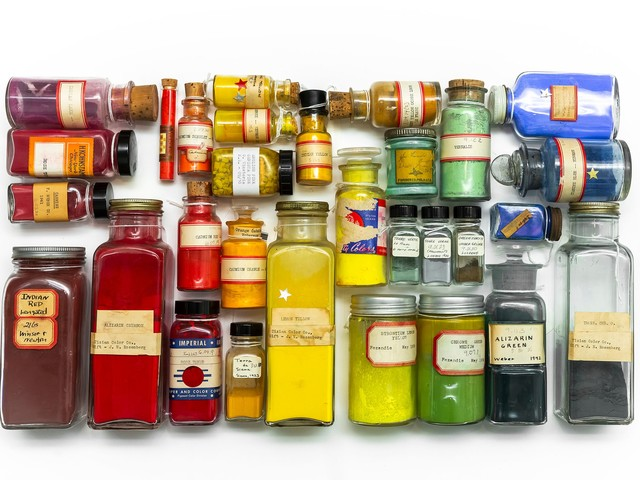 Up Close (Virtually) with the Forbes Pigment Collection