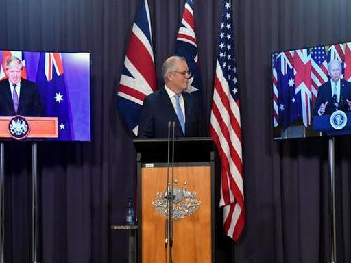 Australian PM rejects Chinese criticism of nuclear sub deal
