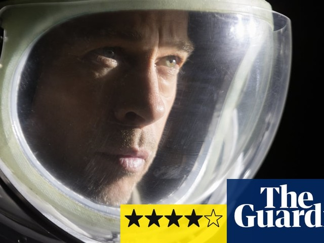 Ad Astra review – Brad Pitt on a thrilling Freudian space odyssey | Peter Bradshaw's film of the week