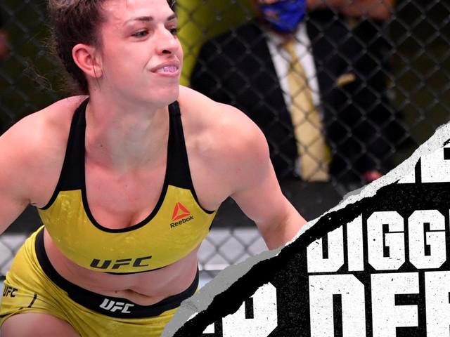 Diggin' Deep on UFC 256: Prelims preview