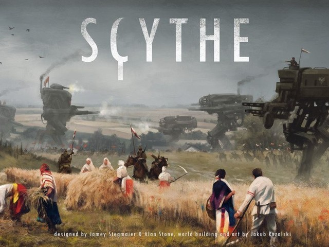 Scythe Belongs In Your Board Game Cabinet, Especially On Sale