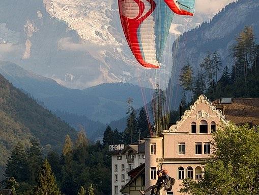 Travel: Victoria-Jungfrau, Switzerland