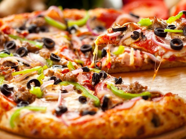 A nutrition scientist predicts a future in which pizza is nutritious as a superfood (ABT)
