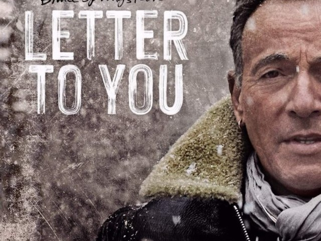 New Bruce Springsteen Album Letter To You Out Next Month