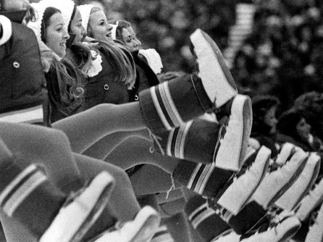 Once overlooked, Parkettes finally land cheerleading gig in U.S. Bank Stadium