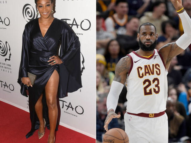 Tiffany Haddish Is About To Cut Up With Melissa McCarthy In 'The Kitchen' + LeBron James Is Remaking 'House Party,' But It's NOT A Reboot