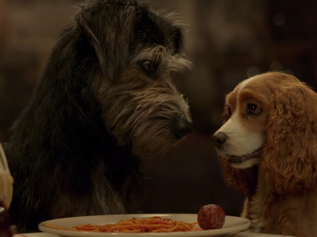 'Lady & the Tramp' Reboot Debuts First Trailer - Watch Now!