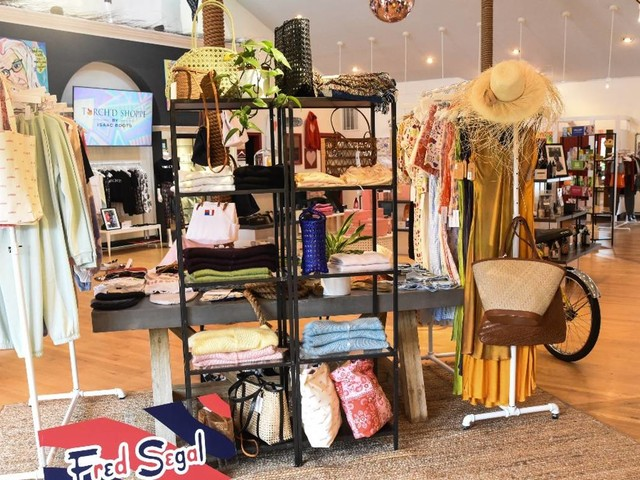 Fred Segal opens pop-up in the Hamptons