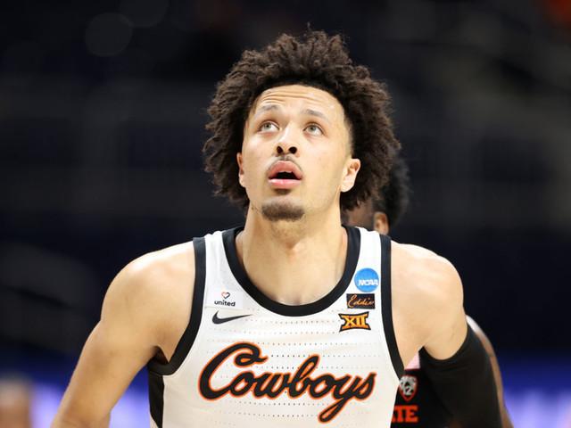 2021 NBA Mock Draft (V1)