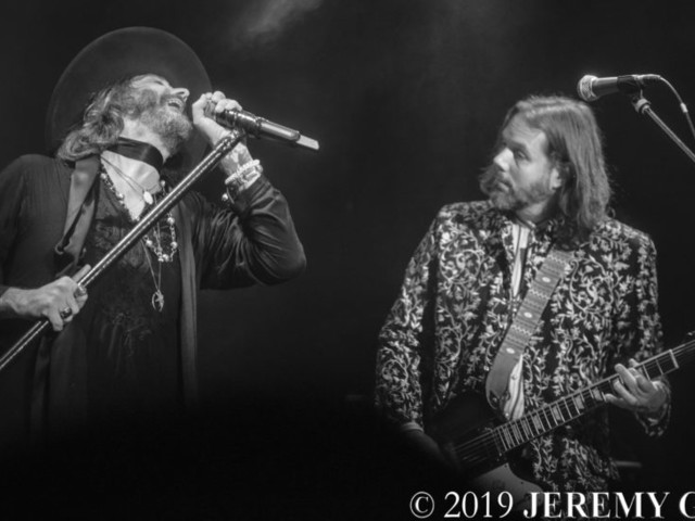 The Black Crowes Add 2nd Red Rocks Concert