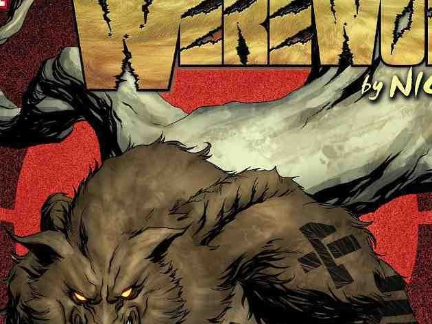 TABOO OF THE BLACK EYED PEAS AND BENJAMIN JACKENDOFF INTRODUCE A NEW WEREWOLF BY NIGHT TO THE MARVEL UNIVERSE