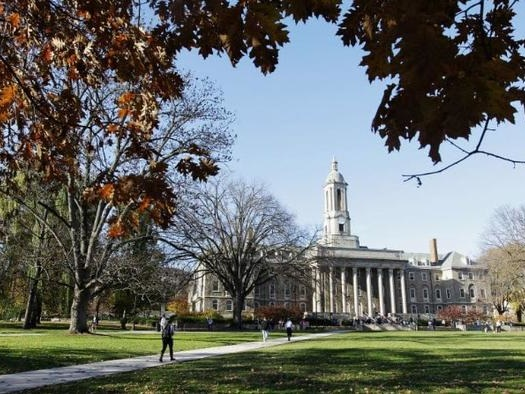 """Penn State To Stop Using """"Freshman"""", """"Sophomore"""", Other Terms Because Of """"Male-Centric"""" History"""