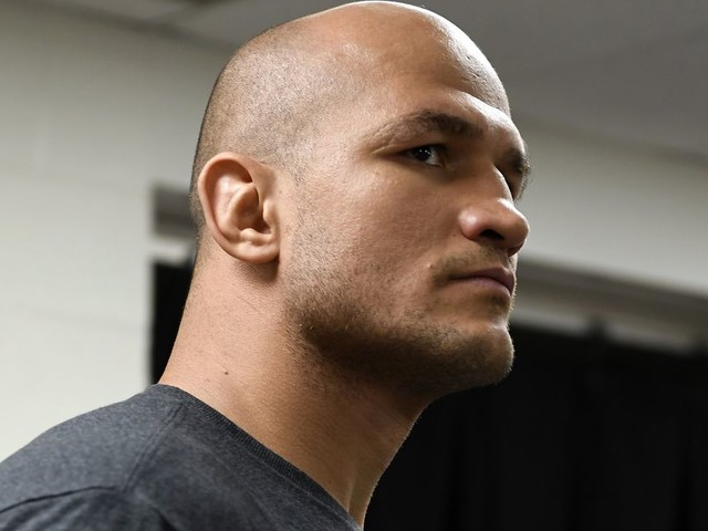 Dos Santos would drop to 205 to fight Jon Jones