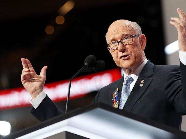 Kansas Republican Sen. Pat Roberts Won't Seek Re-Election In 2020