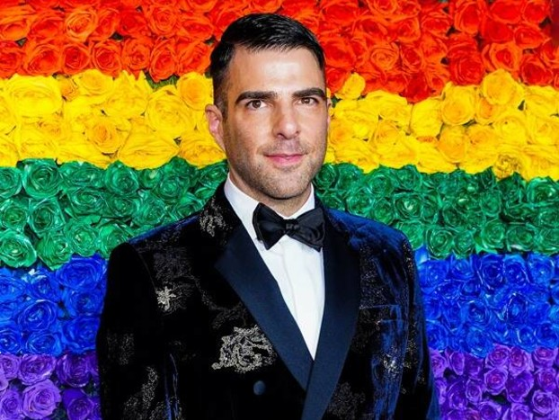 Star Trek's Zachary Quinto Is ''Grateful'' For Four Years of Sobriety