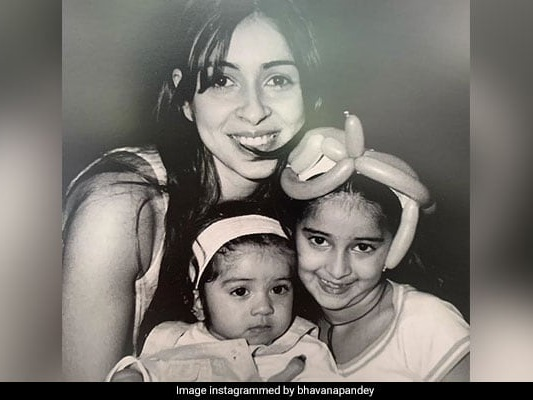 Cutie-Pie Ananya Panday Spotted In The Best Throwback Pic Ever