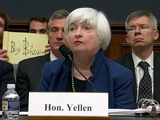 Back To The Yellen Future