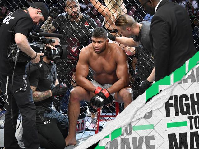 UFC on ESPN 7: Fights to make