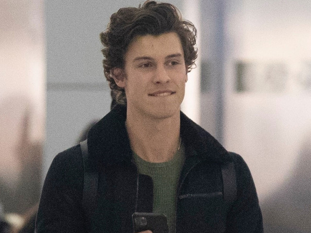Shawn Mendes Arrives Back in L.A., Added to AMAs Lineup!