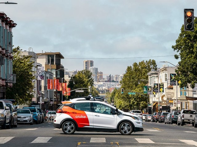 How GM's Cruise is testing its self-driving cars after the pandemic forced its vehicle fleet off California roads