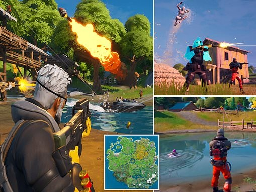 Fortnite is BACK online: Chapter two of the game is available to play NOW