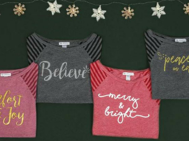 Cents of Style Coupon Code | Holiday Tees for $15 Each