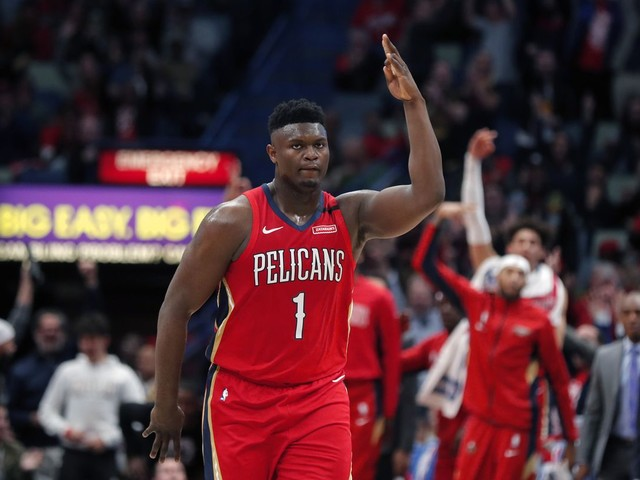 Zion Williamson caught fire, daring Pelicans to sit him. They smartly chose the long game.
