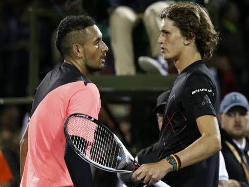 Alexander Zverev Says 'Lot of Players' are Better than Nick Kyrgios Ahead of Australian Open 2020