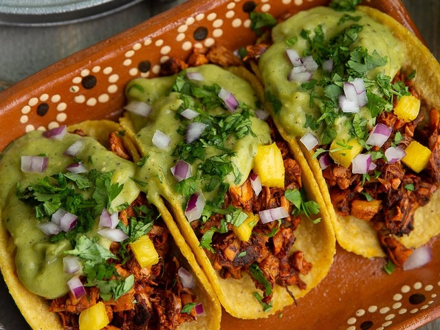Keeping plant-based Mexican food culturally relevant