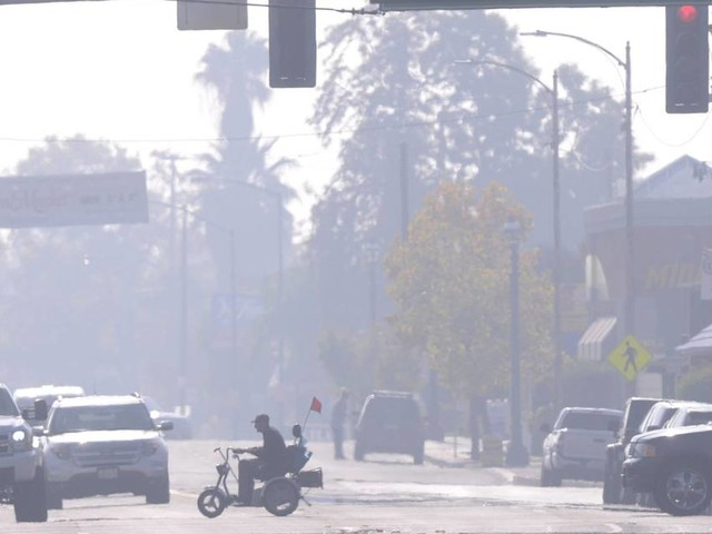 Air pollution is shaving years from people's lives. Where is it claiming the most?