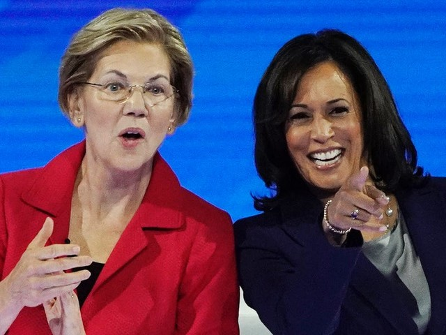 Here are the 2020 Democrats who stand to gain now that Kamala Harris has dropped out