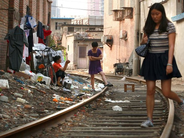 Oxfam: Economic inequality is 'out of control'