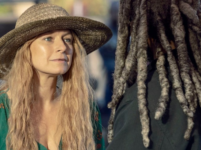 'The Walking Dead' brings an iconic moment from the comics to life with a big twist