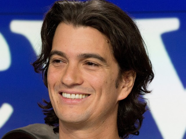 WeWork IPO reveals company loaned millions to CEO Adam Neumann and other company execs