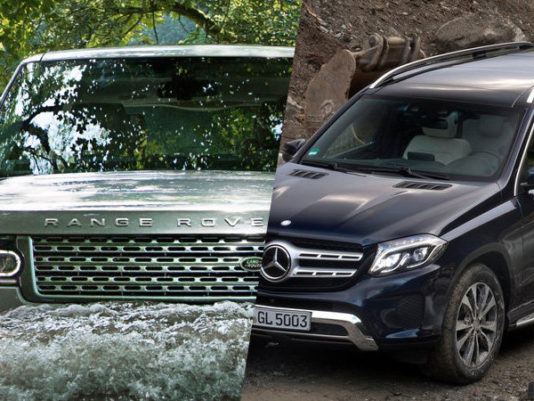 Range Rover versus Mercedes-Benz: Which makes a more appealing SUV?
