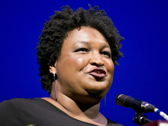 Elections are rigged with voter suppression more 'insidious' than in the 1960s, Stacey Abrams says