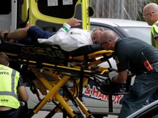 The Latest: Police say 49 dead in NZ mosque shootings
