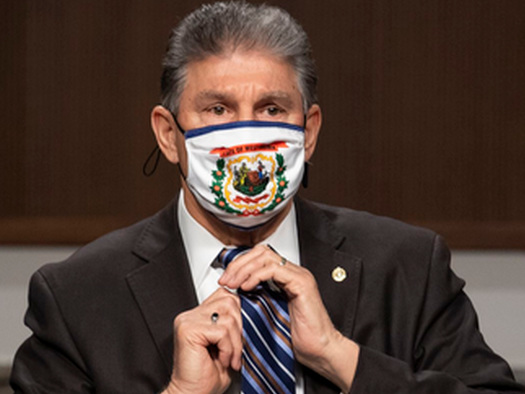 $1.2 Trillion Manchin-Backed Infrastructure Plan Reached By Bipartisan Group Of Senators