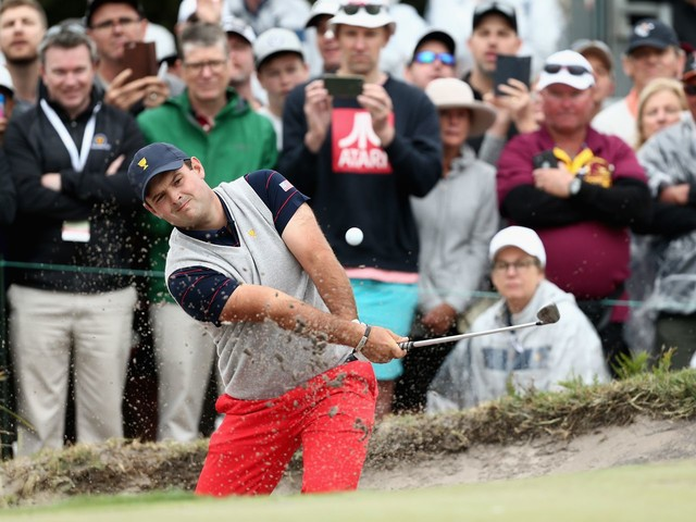 Presidents Cup Day 3: Patrick Reed's caddie involved in altercation with a spectator