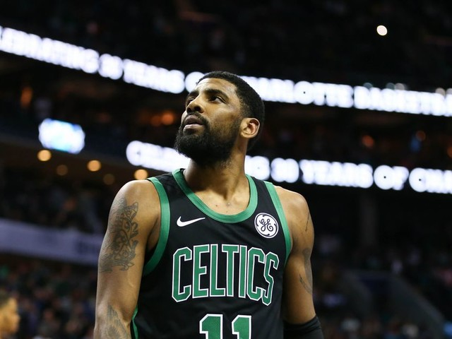 The Celtics are back in disarray after another round of strange Kyrie Irving quotes