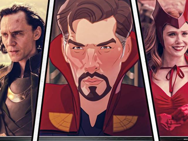 How the MCU Is Turning TV Into a Comic Book