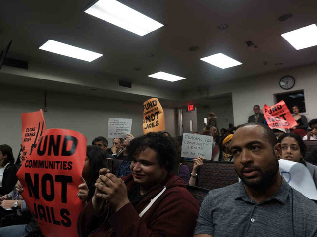 Take two: Community Board 2 overwhelmingly rejects borough jails plan