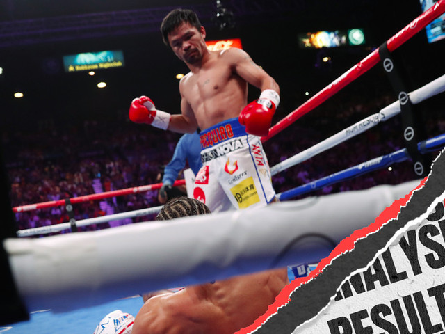 Pacquiao vs. Thurman post-fight results and analysis