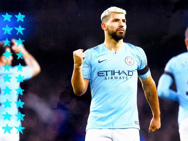 Sergio Agüero is getting *better* at 30 and it's so unfair
