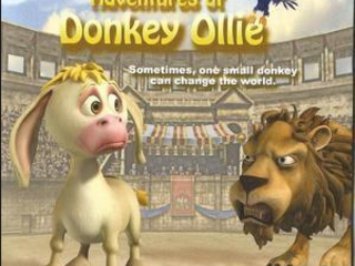 Free The Tales of Donkey Ollie DVDs + Free Shipping (Must Order 15)!