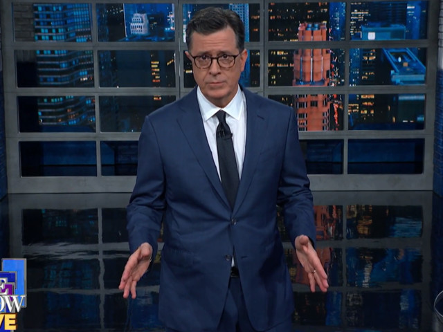 Stephen Colbert breaks down the most absurd moments of the fifth Democratic debate